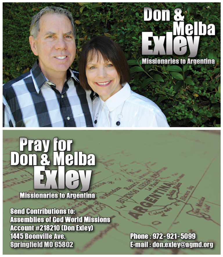 Don & Melba Exley
